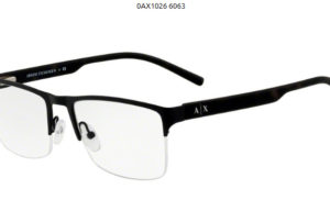 Armani Exchange 0AX1026-6063-black