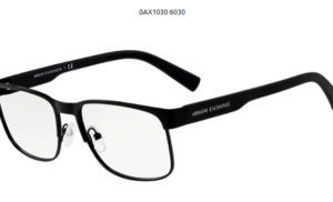 Armani Exchange 0AX1030-6030-black