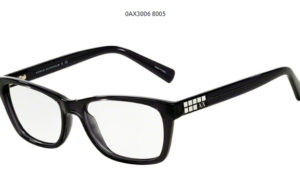 Armani Exchange 0AX3006-8005-black