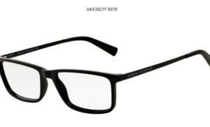Armani Exchange 0AX3027F-8078-black