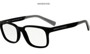 Armani Exchange 0AX3029-8182-black