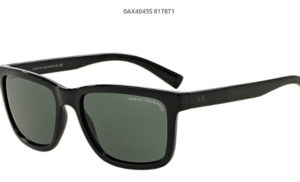 Armani Exchange 0AX4045S-817871-black
