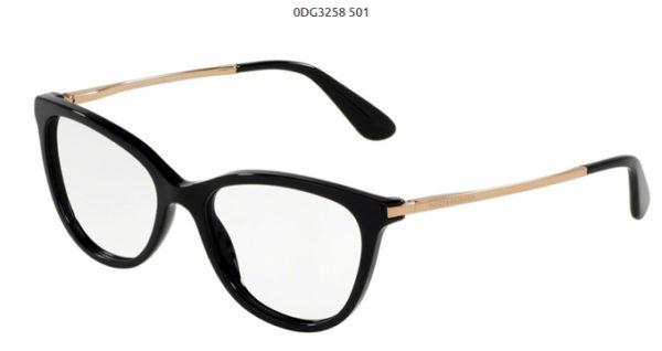 Dolce-Gabbana 0DG3258-501-black