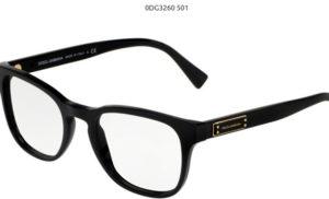 Dolce-Gabbana 0DG3260-501-black