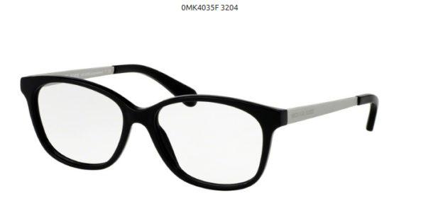 Michael Kors 0MK4035F-3204-black