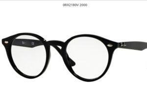 Ray Ban 0RX2180V-2000-black