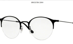 Ray Ban 0RX3578V-2904-black
