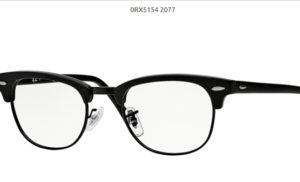 Ray Ban 0RX5154-2077-black