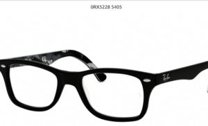 Ray Ban 0RX5228-5405-black