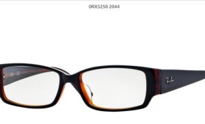 Ray Ban 0RX5250-2044-black