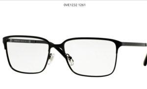 Versace 0VE1232-1261-black