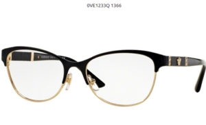 Versace 0VE1233Q-1366-black-gold