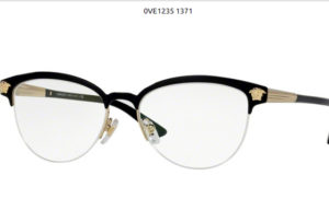 Versace 0VE1235-1371-black