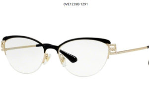 Versace 0VE1239B-1291-black-palegold