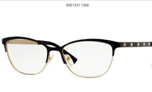 Versace 0VE1251-1366-black