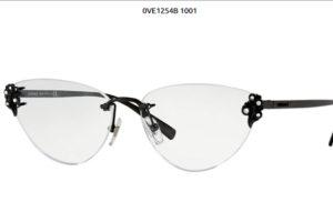 Versace 0VE1254B-1001-gunmetal